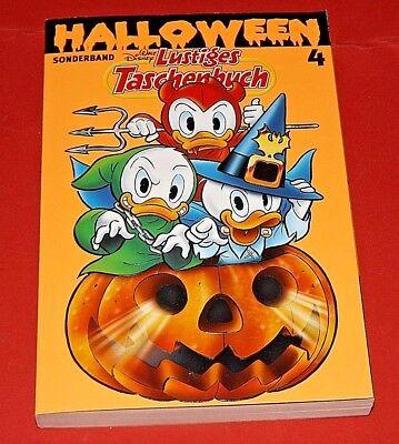 LTB Sonderband Halloween 4 2018 Lustiges Taschenbuch Walt Disney ungelesen ()