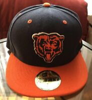 2ed22d6e0 New with tags New Era NFL Chicago Bears Fitted 59Fifty Hat Cap Size 7 3/8  NWT! x0 Buy It Now: $22.00
