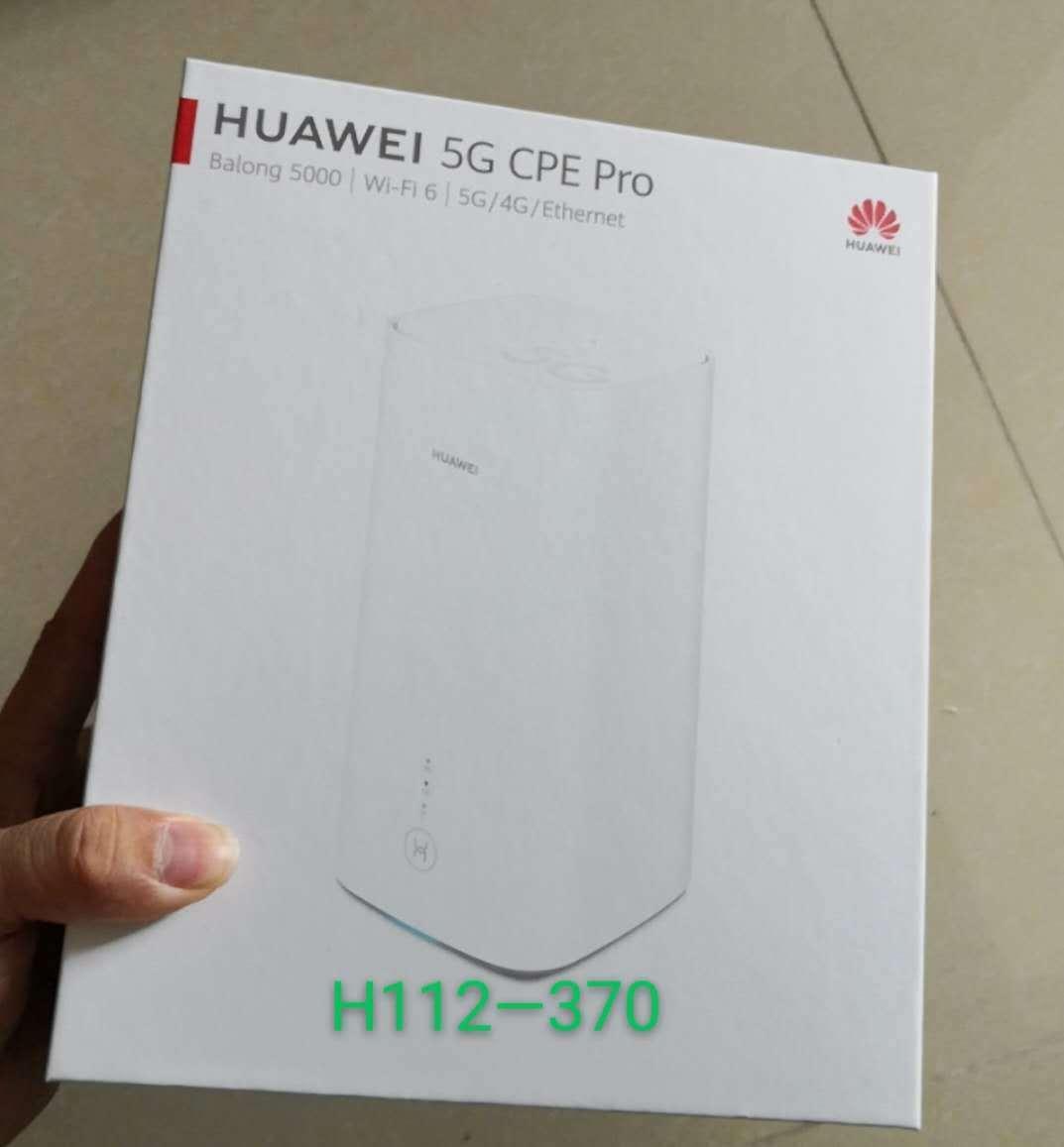 h112 370 5g cpe pro wifi 6