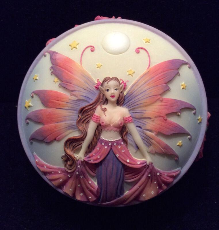NEW Visitor Fairy Box by Molly Harrison