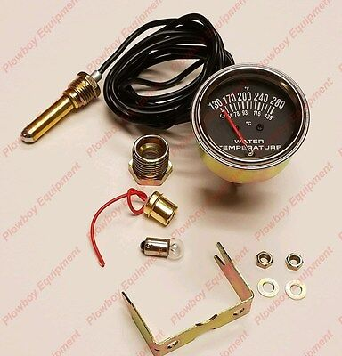 Temp Gauge For Ford Tractor 2n 8n 9n 600 700 800 900 2000 3000 4000 1801 2030