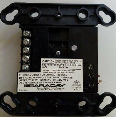 Faraday 8703 Intelligent Interface Dual Contact Module