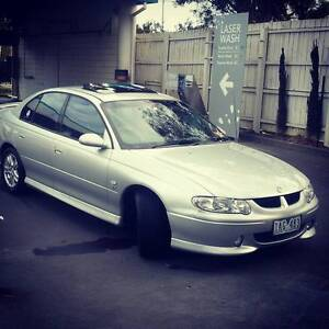 2002 Holden Commodore Sedan Burwood Whitehorse Area Preview