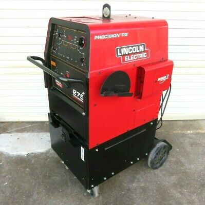 Lincoln Precision Tig 275 Tig Welder