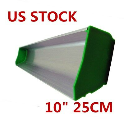 Us Stock 10 Emulsion Scoop Coater Silk Screen Printing Aluminum Coating Tool