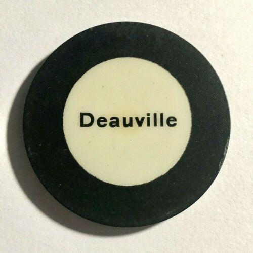 -VINTAGE-**HAVANA 1940s** - Deauville Hotel Casino-  4 1/2 Chip