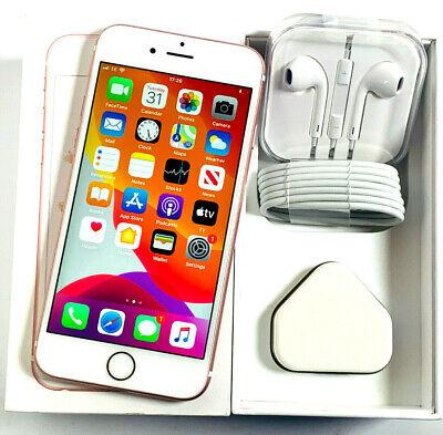 Apple iPhone 6s 32GB Rose Gold Unlocked Sim Free GOOD CONDITION GRADE B 390
