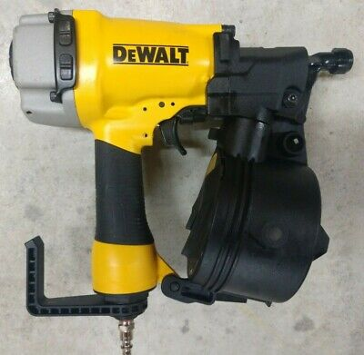 Dewalt 15 Degree 2 12 Coil Siding Nailer Model Dw66c