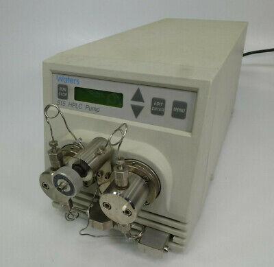 Waters Model 515 Liquid Chromatography Hplc Pump Wat207000 - Parts Repair