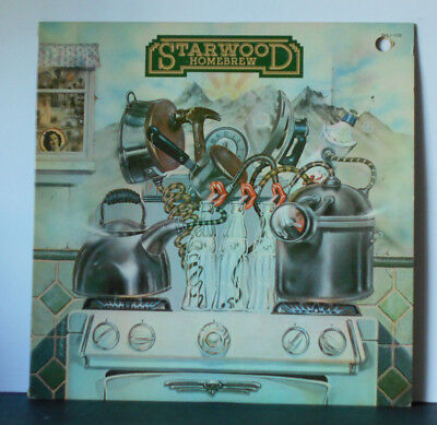 Homebrew   Starwood    Vinyl  Windsong  Bhl1 1125  1975