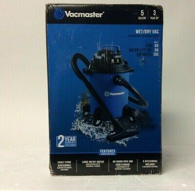 Vacmaster 5 Gal. Wetdry Vacuum Model Voc507pf