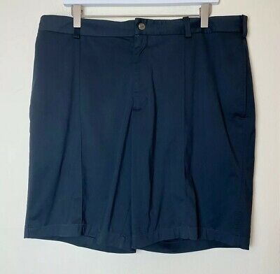 Nike Tiger Woods Collection Mens Black Golf Shorts Size 36