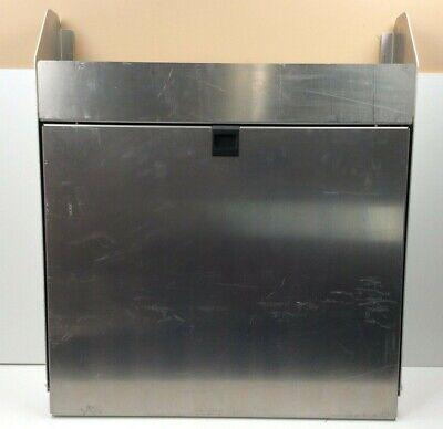 "Metal Garage Aluminum Storage Cabinet RV Motorhome Toy Hauler 25""W x 29""H #2"