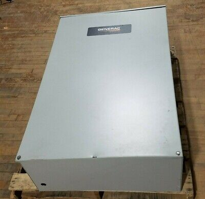 Generac Rtsn200k3 Rts Automatic Transfer Switch System 200a 277480v Can Ship