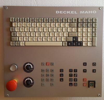 Tastatur  Heidenhain TE 425MP Bedienpult Bedientafel Millplus