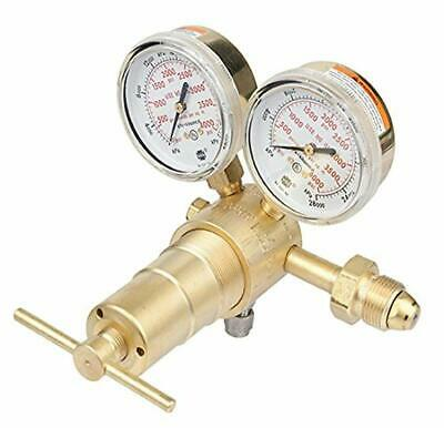 Victor Model Sr4k-677 Heavy Dutyhigh Capacity Inert Gas Single Stage Regulator