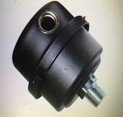 Metal Pond Aerator Pump Inlet Air Filter Spare Thomas Gast Other 14 Npt
