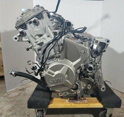 2013 13 BMW S1000RR S 1000 RR OEM Engine Motor Transmission 11008561980 VIDEO