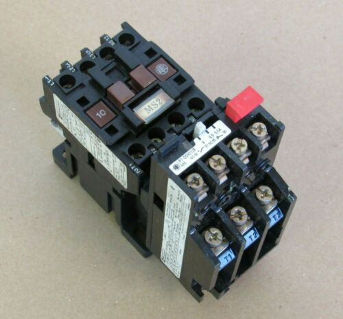 OMRON TELEMECANIQUE CONTACTOR LC1-D093 A65 W/ OVERLOAD RELAY LR.-D09 312