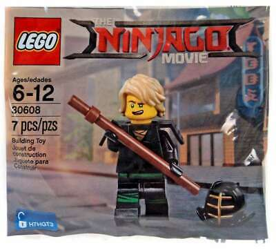 Lego The Ninjago Movie 30608 Lloyd Kendo Minifigure Polybag New Sealed!