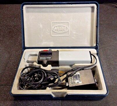 Moore Wright Mw Micro-2000 M2001 Outside Digital Micrometer