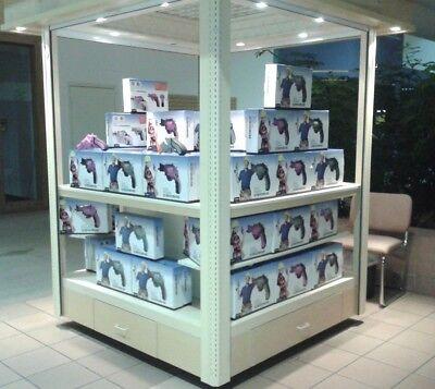 Kiosk For Sale Dimensions 7x7x7