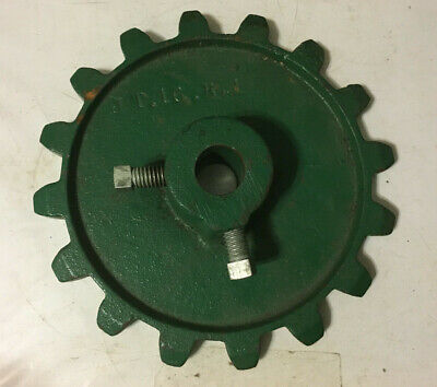 J-16 - A New 16 Tooth Sprocket 58 For The Fertilizer Drive On Cole Planters