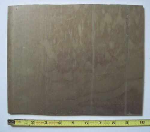 """Nickel Silver Sheet - 5mm (3/16"""") Thick - 8"""" x 10"""""""