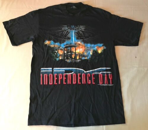 Rare Vintage 1996 Changes Independence Day ID4 Movie T-Shirt Mens M NWOT