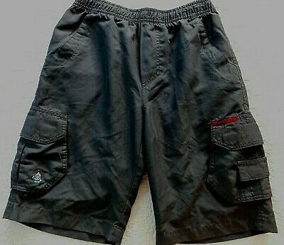 - VINTAGE WORLD INDUSTRIES CARGO BOARD SHORTS MENS SIZE SMALL SKATE STRETCH (C3006