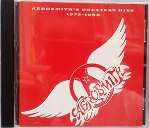Aerosmith aerosmith 39 s greatest hits 1973 1988 cd ebay for Songs from 1988 uk
