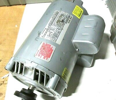 Emerson Electric Motor 1hp 115208-230v 1425rpm Cat G561x .. Vy-197