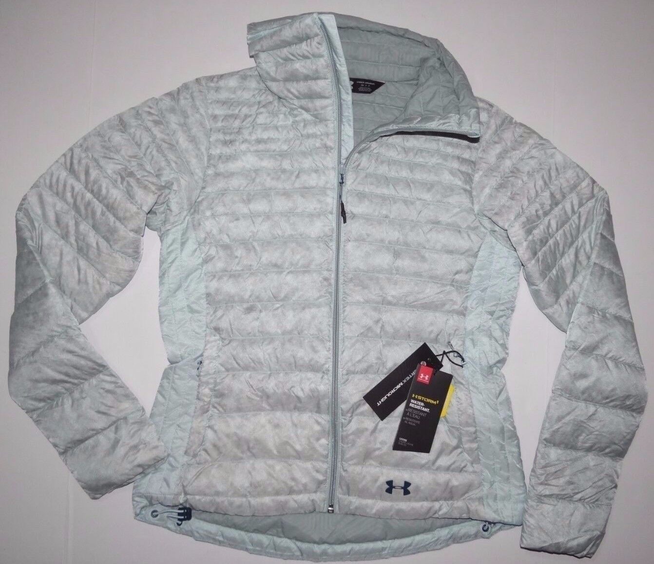 0fe138dea Женский пуховик New Under Armour Womens ColdGear Infrared Four Pines Down  Fill Jacket Small