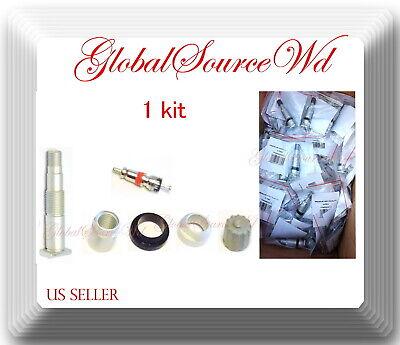 1 Kit Tire Pressure Monitoring System (TPMS) Sensor Complete Kit 20020
