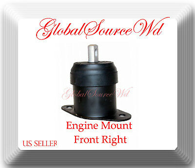 Engine Mount Front Right  A4566 fits Acura TL TSX Honda Accord all Engines AT MT