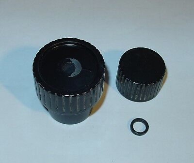 Printing Press Parts A. B. Dick 9800 Chain Delivery Jogger Locking Knob Assembly