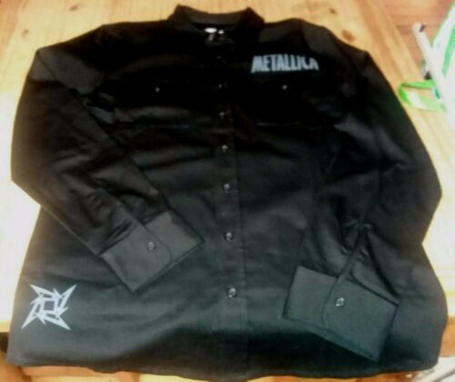Metallica Pushead Est.1981 Tonal Work Shirt