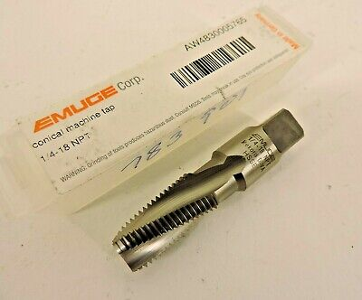 Emuge Aw4830005765 Machine Tap 14 18 Npt New