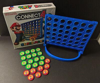 Connect 4: Super Mario Edition RARE Board Game