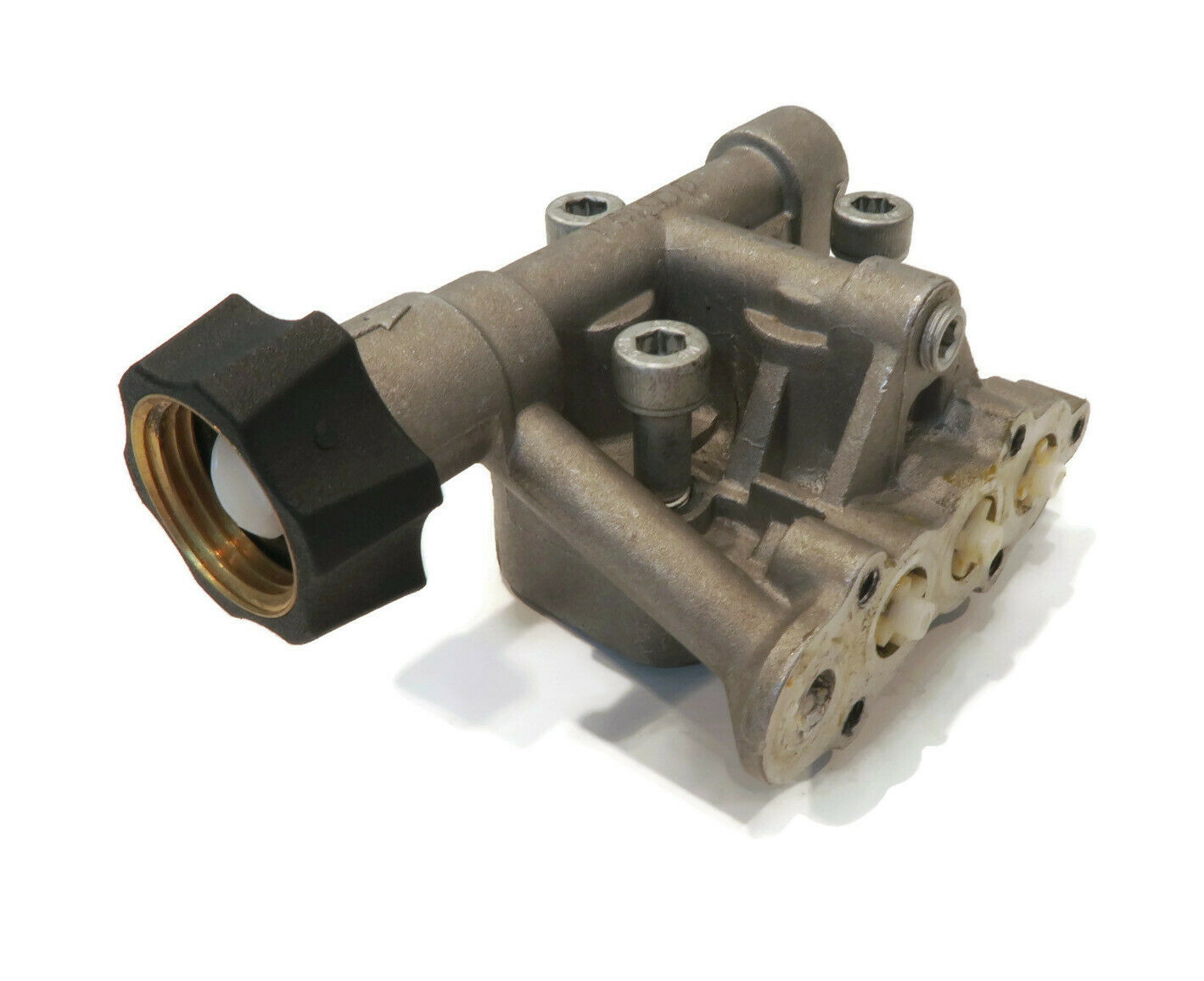 Details About Vertical Pressure Washer Pump Head 2800 Psi For Excell Troy Bilt Husky Generac