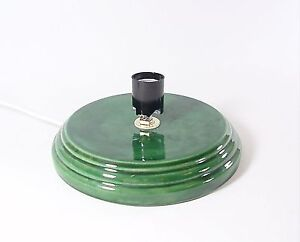 Replacement ceramic christmas tree base low profile a1 made to order