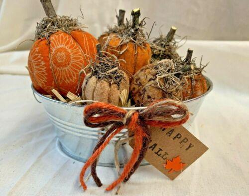 Tub of Pumpkins/Farmhouse/Grunged/Fall/Halloween