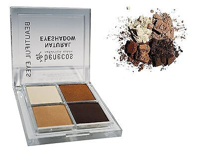Benecos Natural Quattro Eyeshadow Coffee and Cream 002 8g