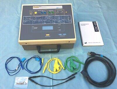 Fluke Biomedical Bio-tek Rf 303 Electrosurgery Analyzer Surgical Unit Tester