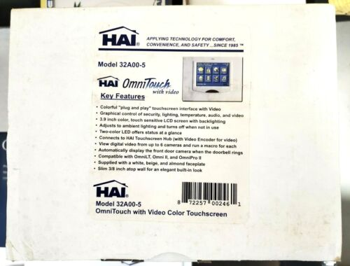 HAI OMNI-PRO II Automated Control System Package With Additional Components