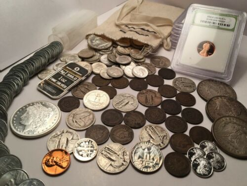 Old US Coin Collection 1800