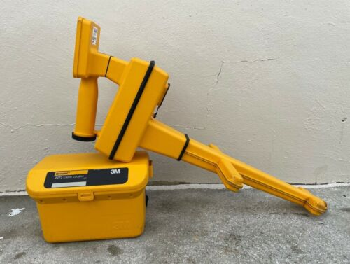 """3M Dynatel 2573 Cable Pipe Fault Locator W/ 2273 Transmitter """"Great Shape"""""""