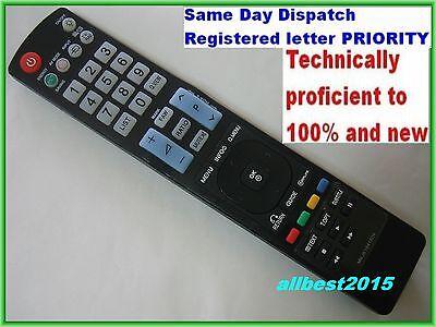 Remote control LED LCD TV LG MKJ61841804 MKJ61841701 MKJ61841801 MKJ61841814  (Led-lcd-tv-lg)