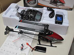 Walkera Flybarless Master CP with 2.4G Transmitter DEVO 7 RTF -USA Seller