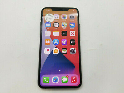 Apple iPhone 11 Pro Max A2161 256GB Unlocked Check IMEI Good Condition - RJ451